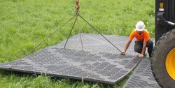 heavy duty road mats