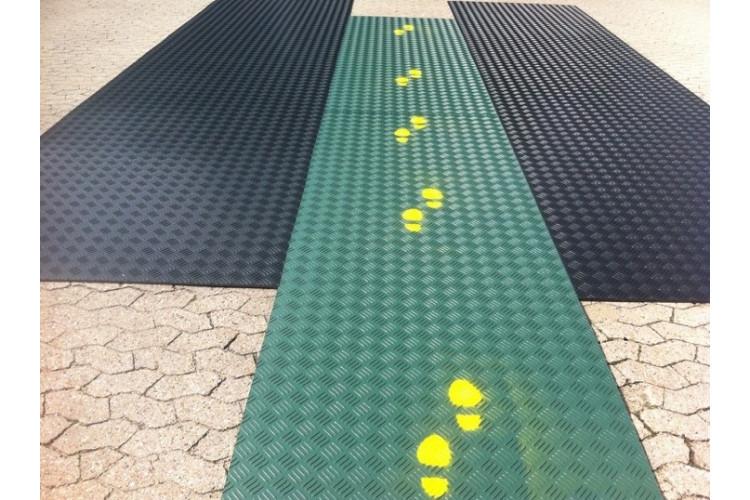 DuraMatt Event Coloured Ground Protection Mat - 2400mm x 1200mm