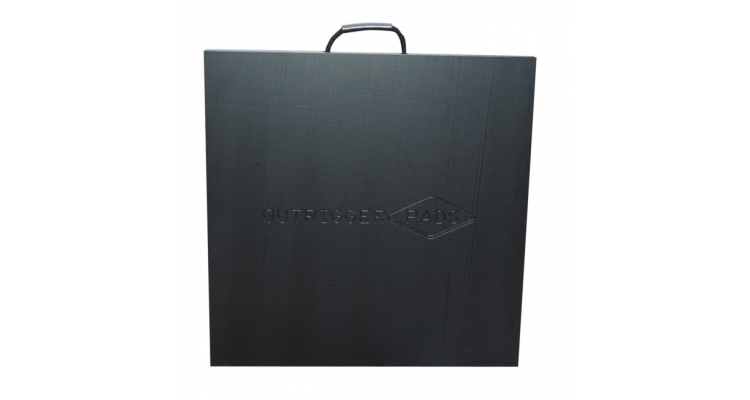 Eco Lift Outrigger Pad - 600mm x 600mm x 40mm - 13.5kg