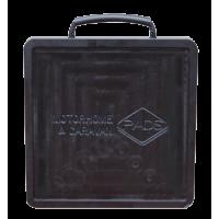 Square Recessed Motorhome Stabiliser Pad - 300mm x 300mm x 25mm - 2kg