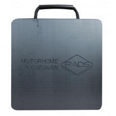 Flat Motorhome Stabiliser Pad - 300mm x 300mm x 25mm - 2kg