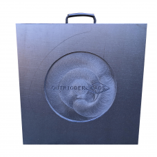 Recessed Eco Lift Outrigger Pad - 600mm x 600mm x 40mm - 13.3kg