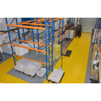 Ecotile 500/5 Interlocking PVC Flooring Tile 500mm x 500mm x 5mm