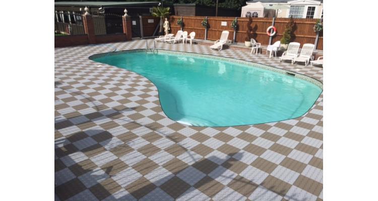 Ecotile Lifestyle Flooring Tile Standard 380mm x 380mm x 7mm