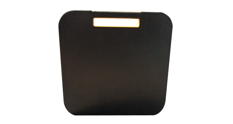 Hi-Pro Recessed Outrigger Pad - 500mm x 500mm x 40mm - 9.5kg