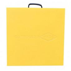 Hi-Viz Outrigger Pad – 600mm x 600mm x 40mm – 13.5kg
