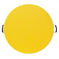 Hi-Viz Outrigger Pad - 1000mm x 60mm - 45kg