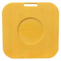 Hi-Viz Outrigger Pad – 750mm x 750mm x 40mm – 21.6kg
