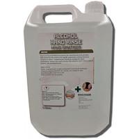 Alcohol Hand Sanitiser Rinse - 5L