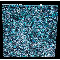 Recessed Premium Outrigger Pad – 500mm x 500mm x 40mm – 10kg