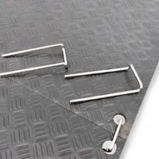 Steel U-Pin Fast-Fit Connectors