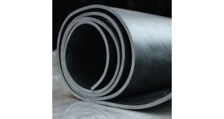 Plate Finish Rubber - 3mm x 1400mm x 10m