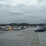 Motorsport Paddock/Pits