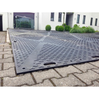 E-Mat Heavy Duty Double Sided Access Mat - 2440mm x 1220mm x 12mm - 35kg