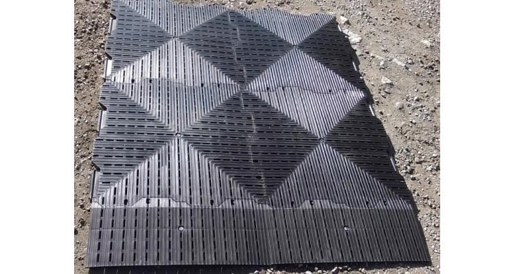 EasyTrak Event Flooring - 580mm x 580mm x 15mm - 1.76kg