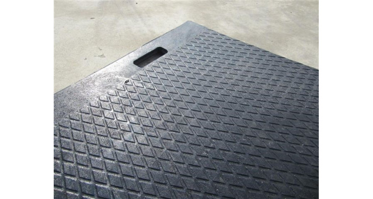 EuroTrak Single Sided Access Mat - 1000mm x 3000mm x 15mm - 44kg