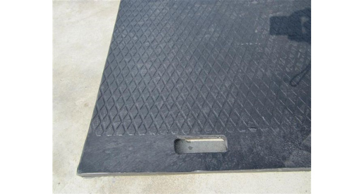 EuroTrak Single Sided Access Mat - 1000mm x 3000mm x 20mm - 56kg