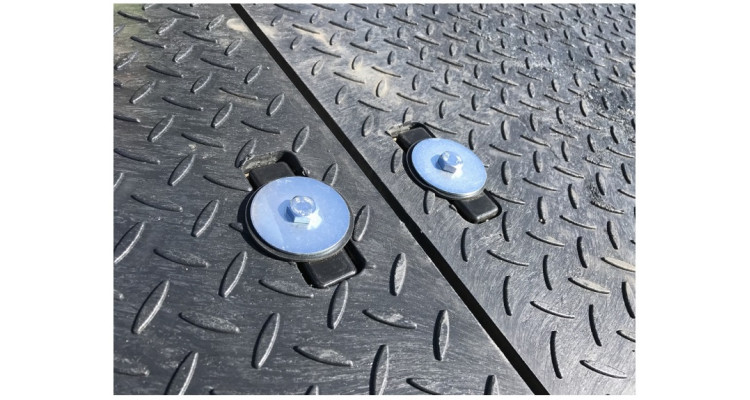 2-way EuroTrak HD Hand Hole Connectors (Inc Bolts & Washes)