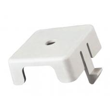 Flat Parking Bay Marker 40mm Standard - White
