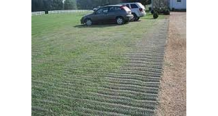 GP Flex Grass Protection Mesh - 1m x 20m x 9mm - 1000g/m2