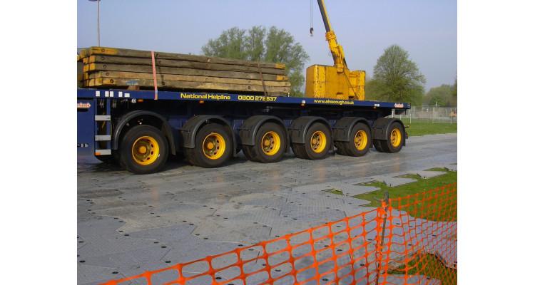 I-Trac Heavy Duty Access System 1200mm x 920mm x 54mm 15.6kg