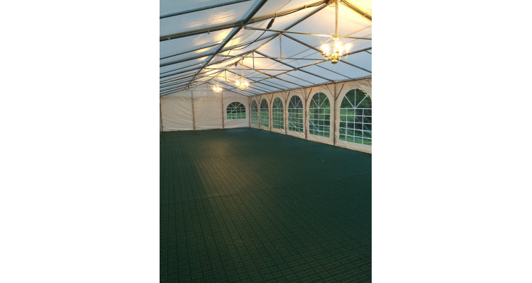 Portapath Event Flooring - 80mm x 310mm x 10.6mm - 3.76kg