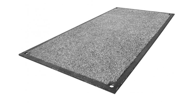 Anti-Skid Steel Road Plate 1250mm x 1250mm x 13mm