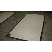 Anti-Slip Steel Road Plate 2500mm x 1250mm x 19mm
