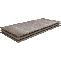 Plain Steel Road Plates 2500mm x 1250mm x 15mm