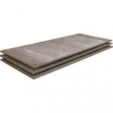 Plain Steel Road Plates 1250mm x 1250mm x 13mm