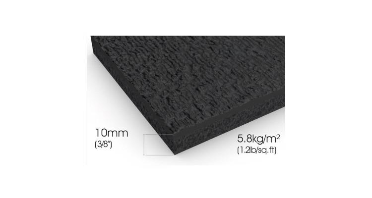 Spark Safe Slip Resistant Anti-Fatigue Hot Works Matting - 91cm x 150cm