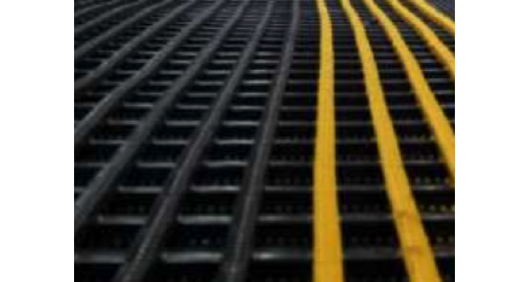 Track Grip Train Maintenance Matting